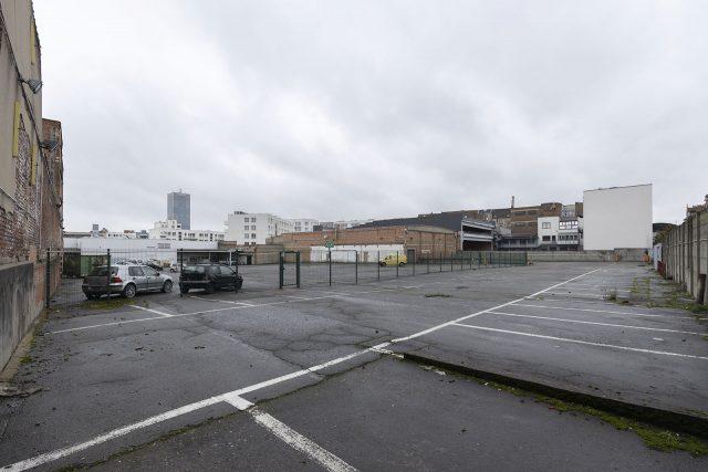 Parking Heyvaert